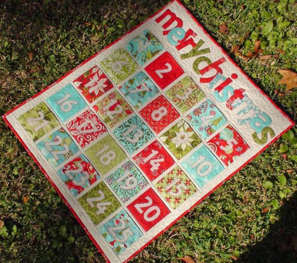 Pocket Advent Calendar