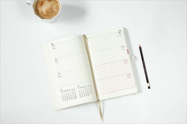 Pocket Planner Calendar