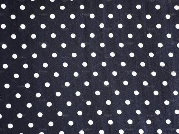 Polk Dot Fabric Pattern
