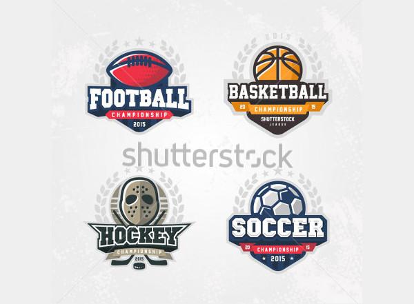 Popular Sports Logo