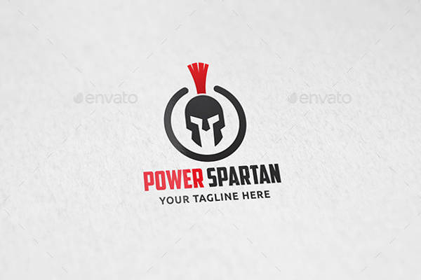 Power Spartan Logo