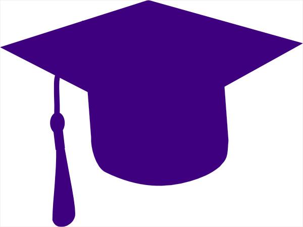 Printable Graduation Cap Clipart
