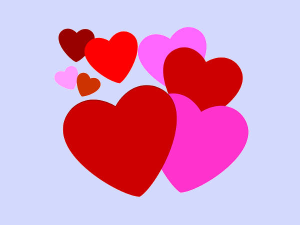 Printable Valentines Day Clip Art