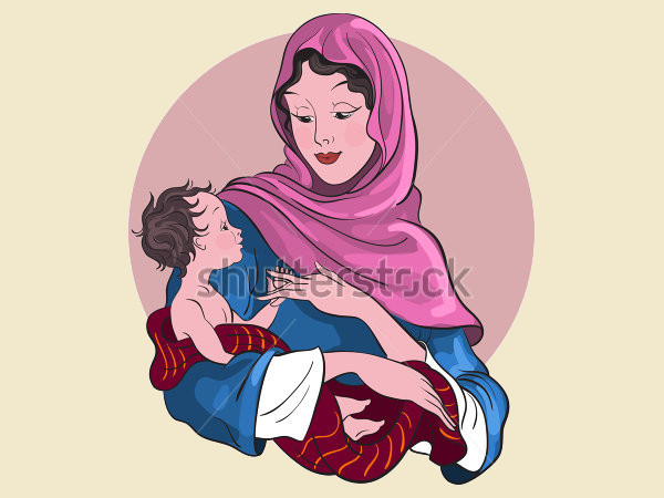 Religious Mothers Day Image