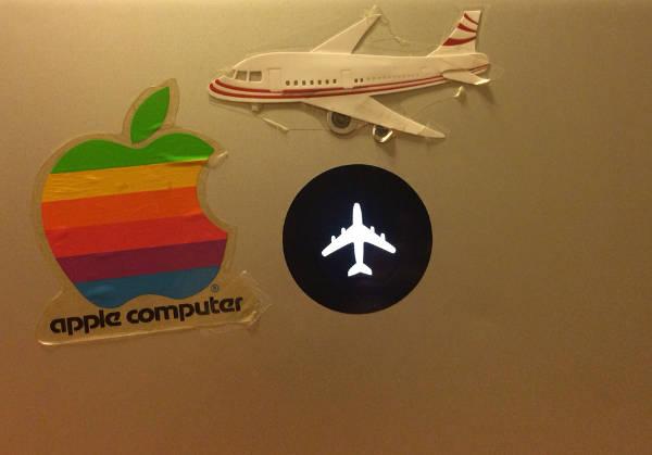 Retro Mac Sticker