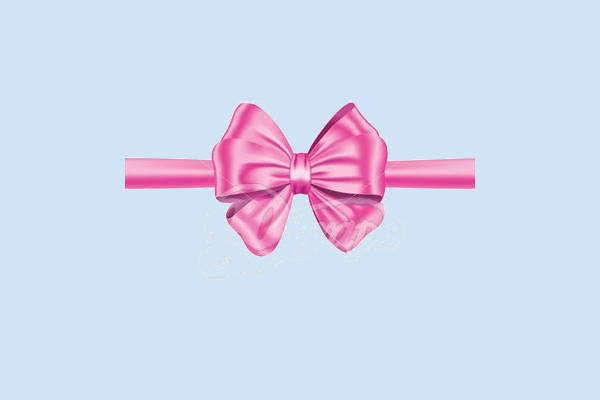 Ribbon Bow Clipart