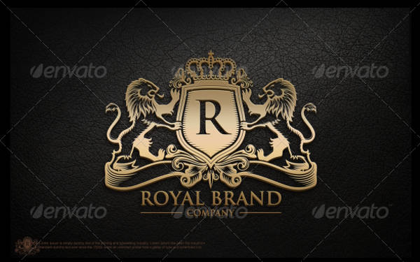 Royal Brand Logo Design