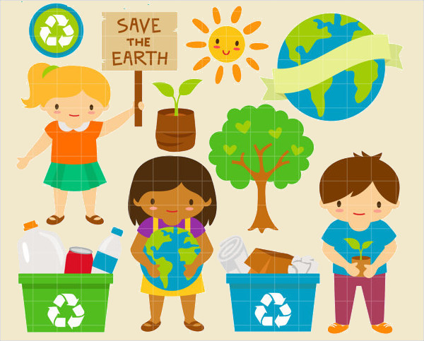 Save The Earth Clipart