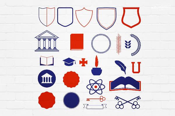 School Badges Logo