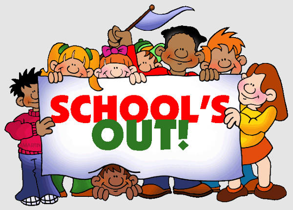 School Holiday Clipart