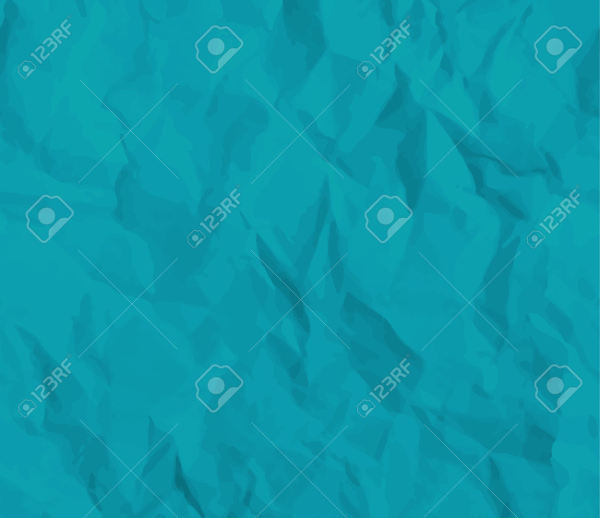 Seamless Crumpled Paper Texture