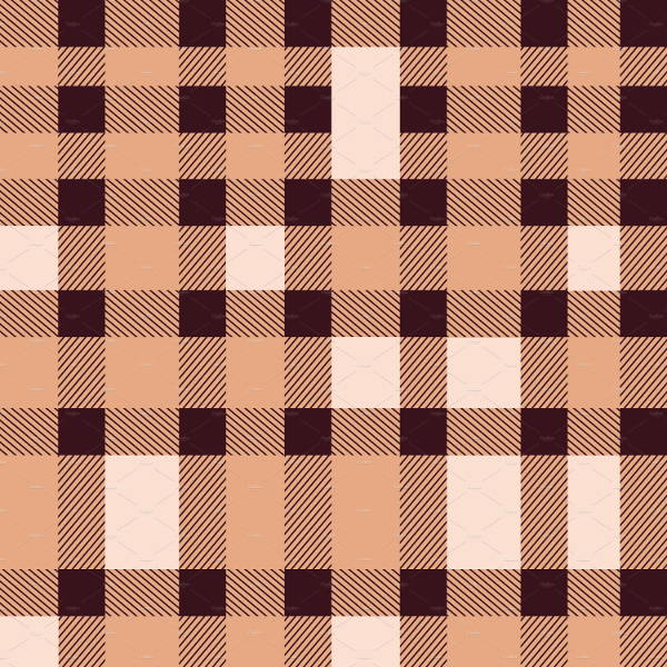 Seamless Plaid pattern Design