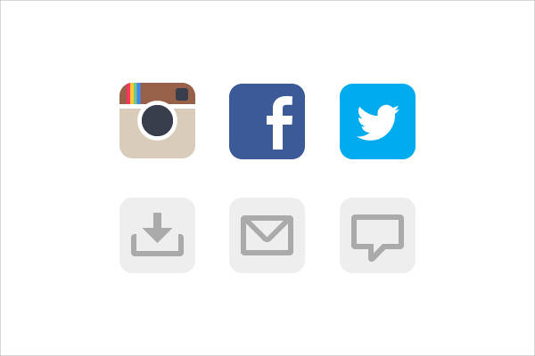 Share Png Icons