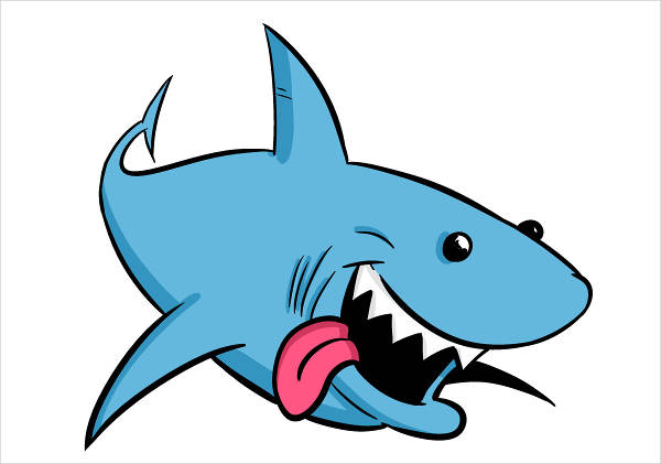 Shark Bite Clipart