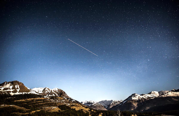 Shooting Star Photography