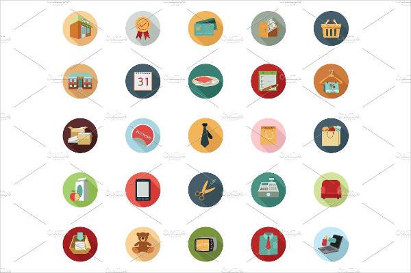 Shopping Vector Icons