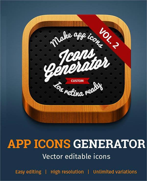 Simple App Icon Generator