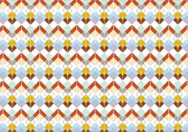Simple Argyle Pattern