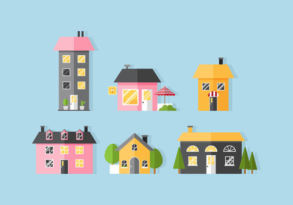 Simple House Vector