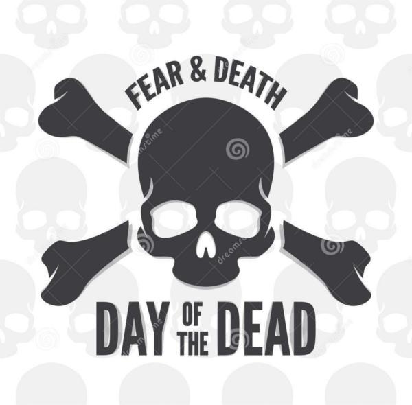 Skull Bones Logo Design