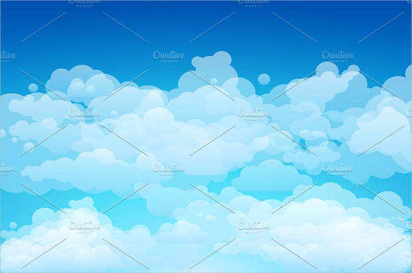 Sky Illustration Vector