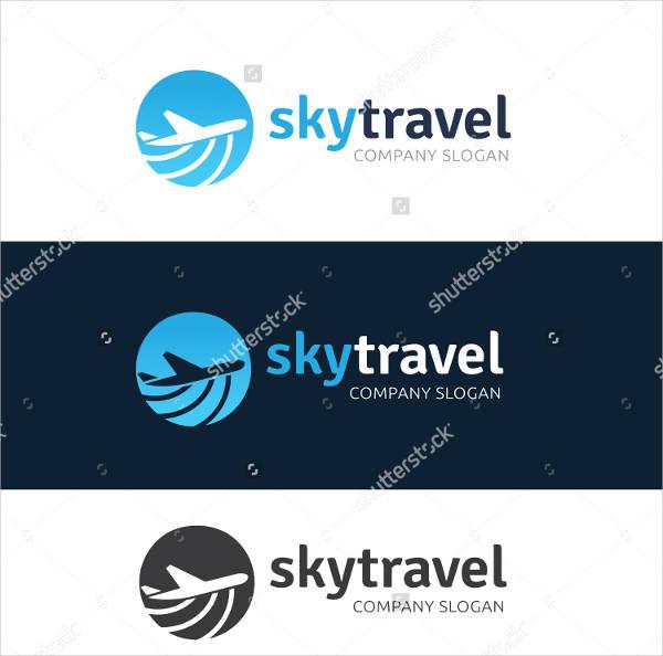 Sky Logo Vector
