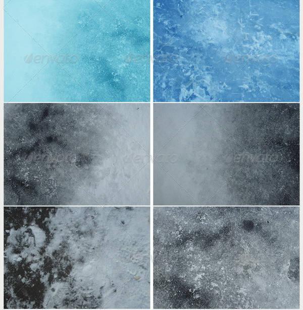 Snow Ice Texture