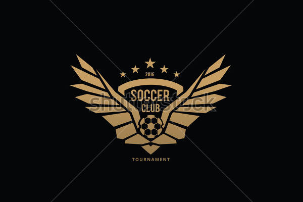 Soccer Football Club Logo