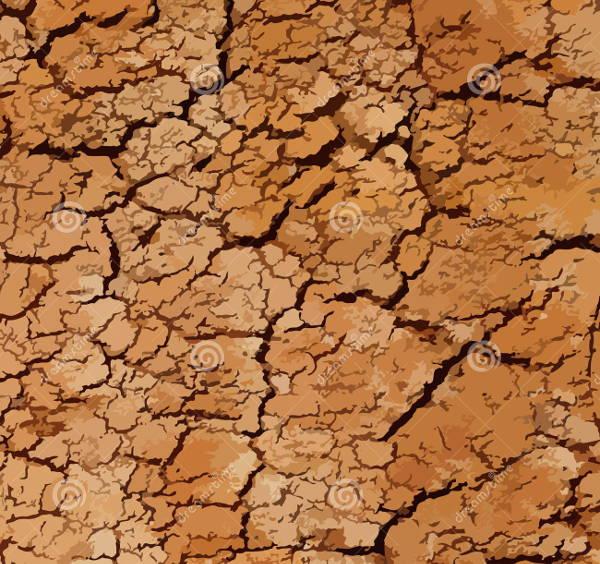 Soil Vector Texture