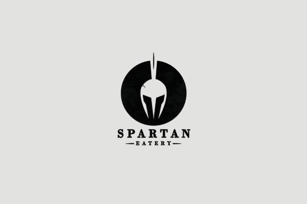 Spartan Restaurant Logo