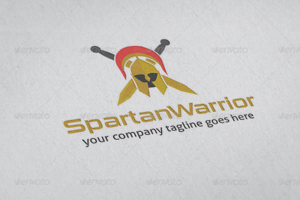 Spartan Warrior Logo
