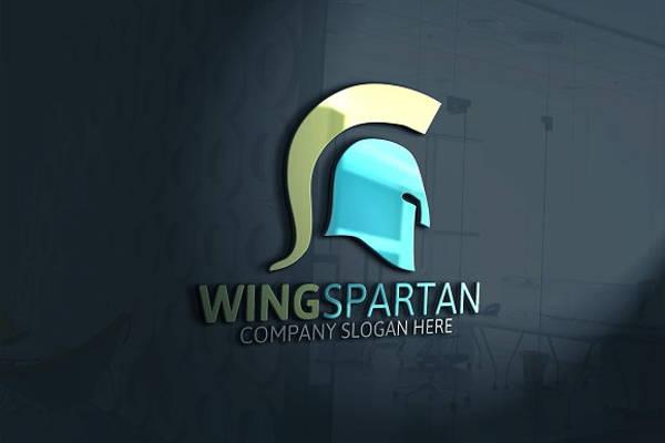 Spartan Wing Logo
