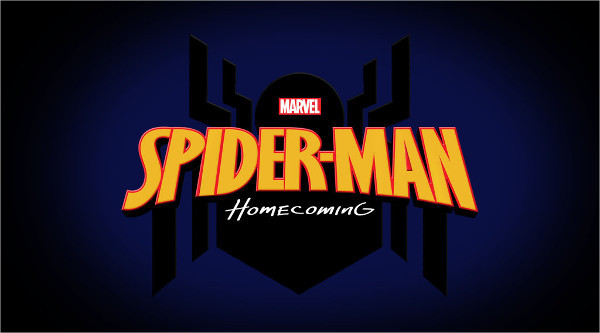 Spiderman HomeComing Logo
