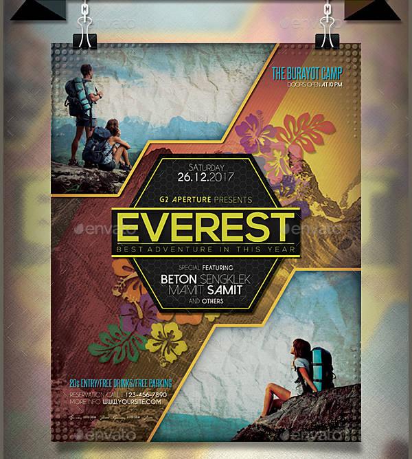 Sport Adventure Poster