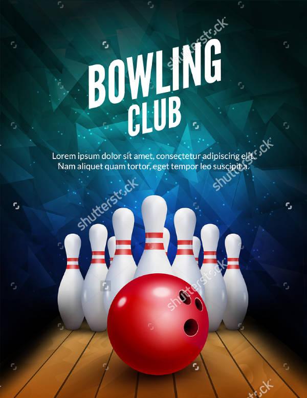 Sports Club Poster