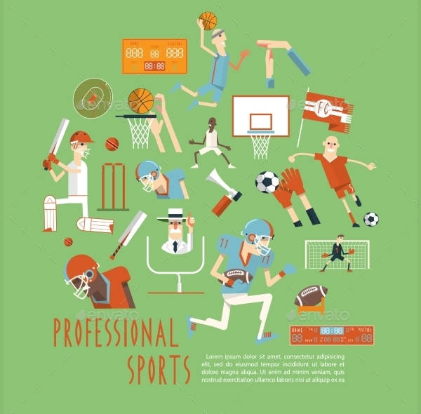 Sports Team Poster