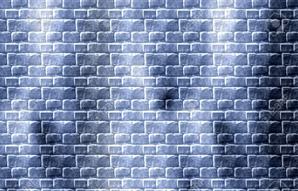 Sprayed Brick Wall Texture