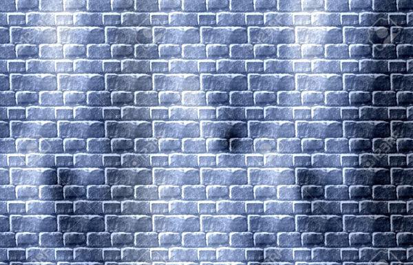 Sprayed Brick Wall Texture