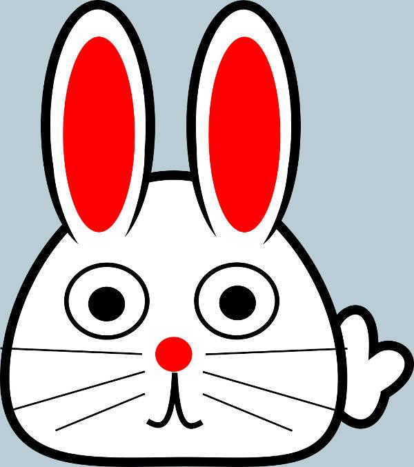 Spring Bunny Clipart