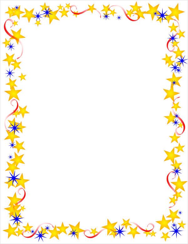 star border clipart