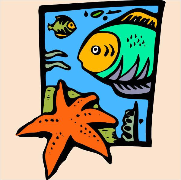 Star Fish Clip Art