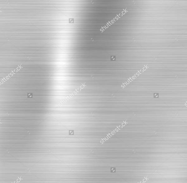 Steel Plate Metal Brushed Texture