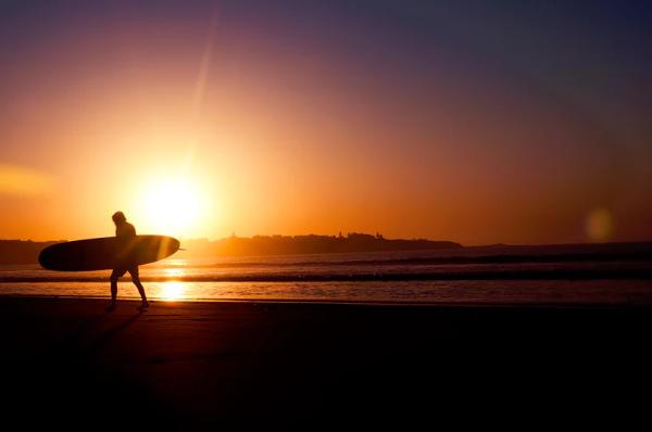 Sunset Portrait Photography