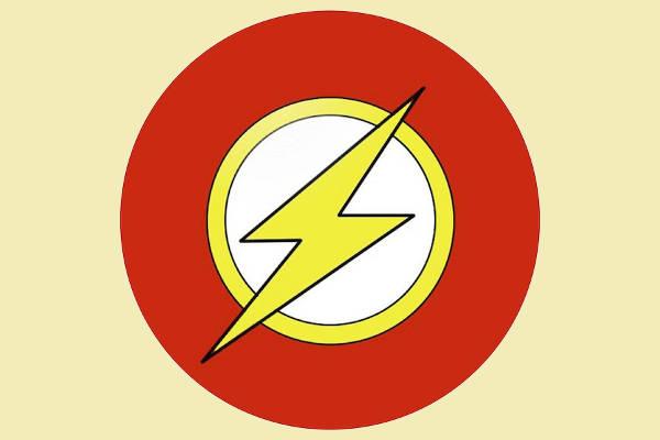 Superhero Logo Clip Art