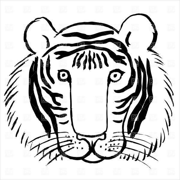 coloring pages of tiggers face - photo#8