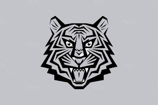 Tiger Eye Logo Design