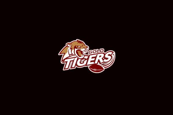 Tiger Run Logo Design