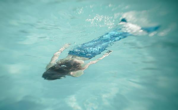 Underwater Mermaid Photography