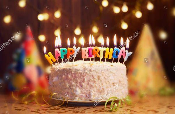 unique birthday cake design