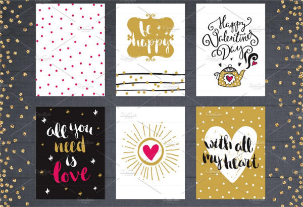 Valentine Love Cards